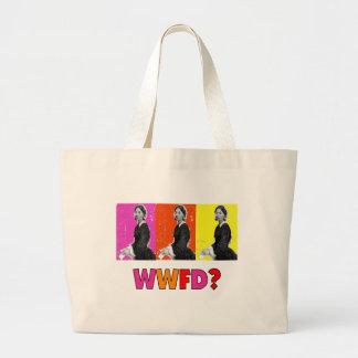 Cadeaux WWFD de Florence Nightengale Sacs En Toile