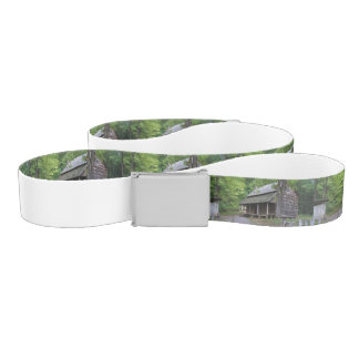 Cades Cove Cabin Belt