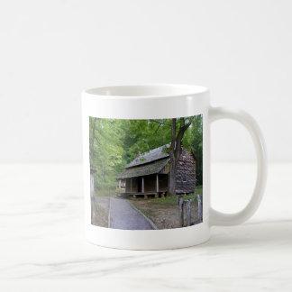 Cades Cove Cabin Coffee Mug
