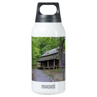 Cades Cove Cabin Insulated Water Bottle