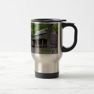 Cades Cove Cabin Travel Mug