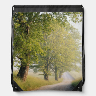 Cades Cove | Great Smokey Mountains, TN Drawstring Bag