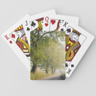 Cades Cove | Great Smokey Mountains, TN Playing Cards