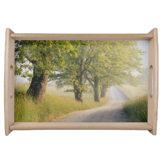 Cades Cove | Great Smokey Mountains, TN Serving Tray