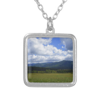 Cades Cove Silver Plated Necklace
