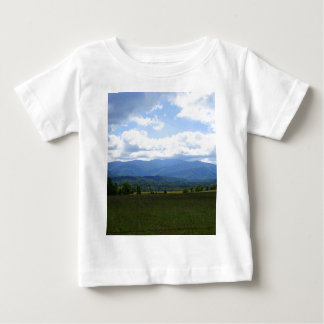 Cades Cove Sky Baby T-Shirt
