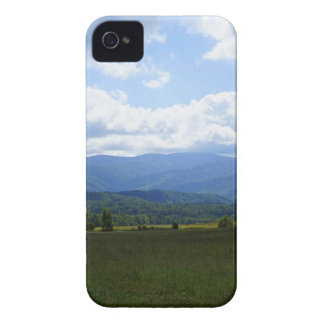 Cades Cove Sky iPhone 4 Covers