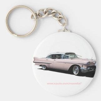 Cadillac 3 keychain