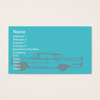 Cadillac - Business Business Card