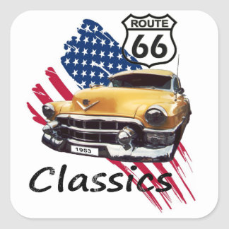Cadillac Classics sticker