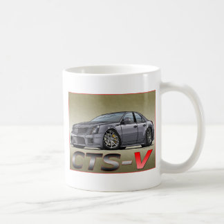 Cadillac CTS_V Coffee Mug