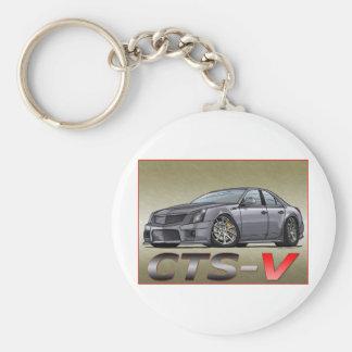 Cadillac CTS_V Keychain