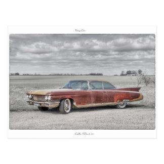 Cadillac ElDorado '60 Postcard