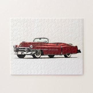 Cadillac Eldorado Puzzles