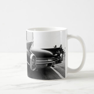Cadillac Fins N Chrome Coffee Mug