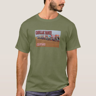Cadillac Ranch T-Shirt