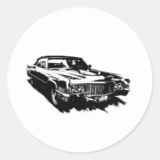 cadillac series deville eldorado sts classic rare stickers