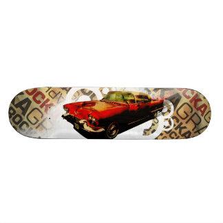 Cadillac vintage - skateboard 20,6 cm