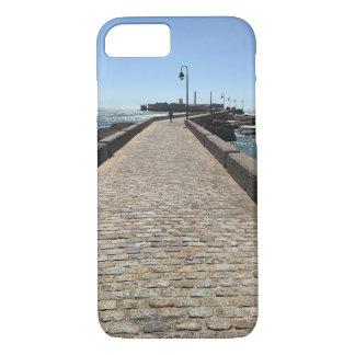 Cadiz boardwalk iPhone/iPad case