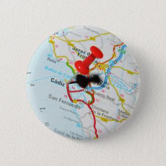 Cadiz, Spain 2 Inch Round Button