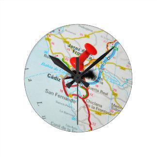 Cadiz, Spain Clocks