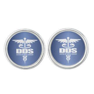 Caduceus DDS Cuff Links