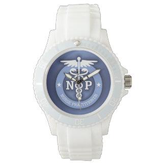 Caduceus NP (blue) Watch