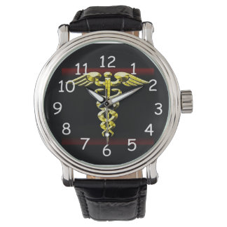 Caduceus Wrist Watch