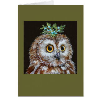 Caeli the owl card