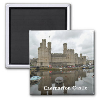 Caernarfon Castle Magnet