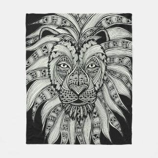 Caesar Fleece Blanket