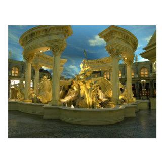 Caesars Palace in Las Vegas Postcard