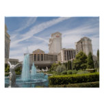 Caesars Palace Las Vegas Photo Poster Print