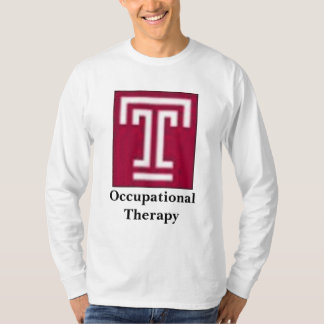 CAF95TQV, Occupational Therapy  T-Shirt