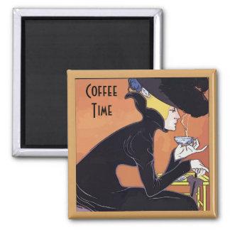 Cafe Aulait, French Quarter Magnet