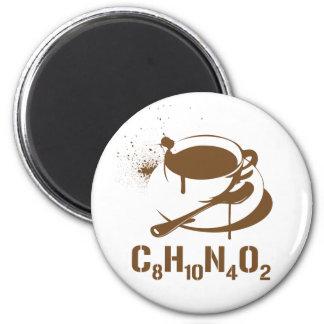Café C8H10N4O2 Aimants