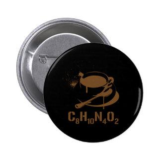 Café C8H10N4O2 Badges