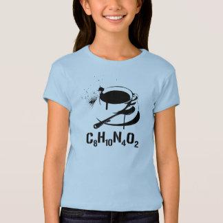 Café C8H10N4O2 T-shirt