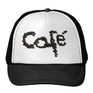 Cafe - Coffee Beans Hats
