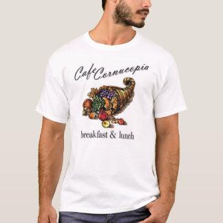 Cafe Cornucopia Tee Shirt