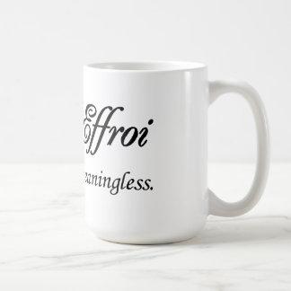 Café d'Effroi Mug