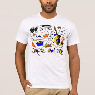 Cafe Del Ray - Fiesta T-Shirt