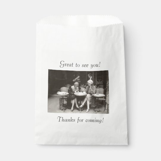 Cafe Favour Bag