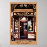 Cafe Florian Poster