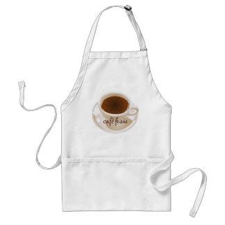 Café frais standard apron