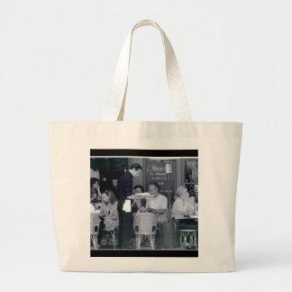 Cafe in paris bag