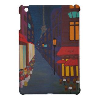 Cafe in Paris iPad Mini Cover