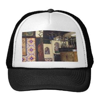 cafe in tunis trucker hat