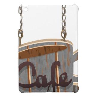 cafe iPad mini covers