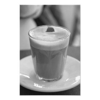 Cafe Latte Photo Art